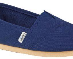 Alpargatas reforzadas azules - Confortable SRL