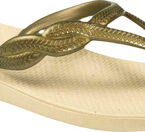 Hawaiana inyectada beige Dama - Confortable SRL