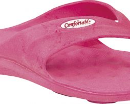 Ojotas beach fucsia - Confortable SRL